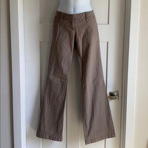 Sexy Drew Flare Twill Pants